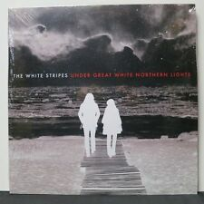 The White Stripes UNDER GREAT WHITE NORTHERN LIGHTS 2 LP Live VINYL Sealed NEW