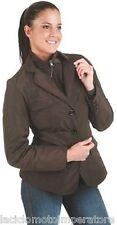 GIUBBINO GIACCA COTTAGE LADY DONNA IMPERMEABILE TUCANO URBANO TG 46 MARRONE 899