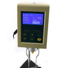 LDigital Viscosity Meter Rotary Viscometer NDJ-8S Viscosimeter 1~2x1000000 mPa·s
