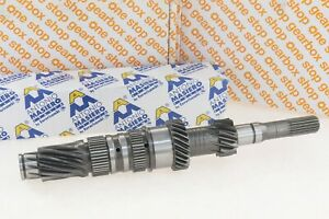 HYUNDAI, KIA 5-SPEED INPUT SHAFT 25/11 TEETH 62650 43221-39403 ANTONIO MASIERO