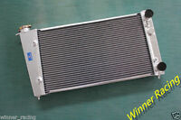 ALUMINUM RADIATOR for VW GOLF MK1/CADDY/ SCIROCCO GTI SPEC 1.6 1.8 HEAVY-DUTY