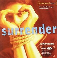 Surrender [Vineyard] by Live Worship (CD, 2005, Vineyard)