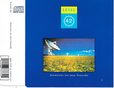 LEVEL 42 - Heaven in my hands CD SINGLE 3TR West Germany 1988 (Polydor)