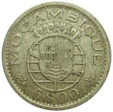 (B42) Mosambik Mozambique 1, 2,5, 10, 5, 20, 50 Centavo Centavos Escudo Escudos