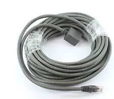 10m cat 6 câble ethernet extension extender prise réseau RJ45 lan patch fast