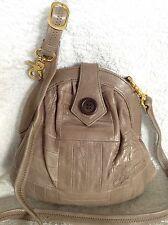 URBAN ORIGINALS Muchroom Leather Cross Body/Shoulder Bag / Handbag