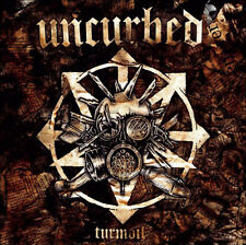 Uncurbed - Turmoil CD DOOM DISFEAR EXTREME NOISE TERROR VISIONS OF WAR