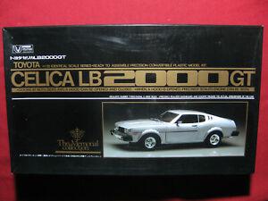 Toyota Celica LB 2000GT 1/20 Union Japan Plastic Model Kit Car Rare MC02