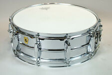 Vintage 1967 Ludwig Supra-Phonic 5x14 Snare Drum LM 400 Beautiful cond. Keystone