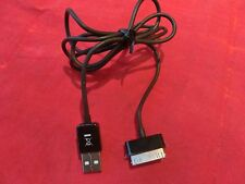 USB LADEKABEL Charger Cable für Apple iPhone 3G, 4S, iPad, iPod - schwarz -