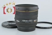 Very Good!! Sigma 50mm f/1.4 EX DG HSM for Canon