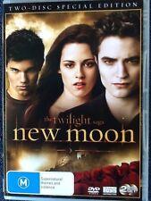 The Twilight Saga - New Moon (DVD, 2010, 2-Disc Set) # 1292