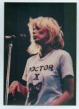 "BLONDIE Debbie Harry Doctor X unofficial photo 5x3"" - flying hair"