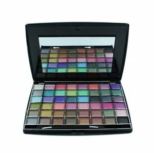 Saffron 48 Colour Matte Eye shadow Palette Makeup