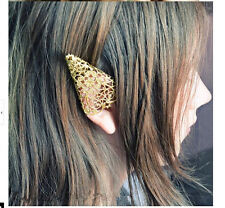 2014 Infinity Beauty Punk Earring Hollow Elf Ear Earmuff Ear Hook No Pierced
