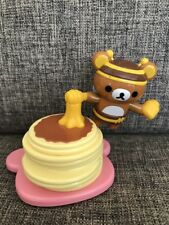 Rilakkuma Korilakkuma McDonald's Happy Meal Toy ③ 2017 RARE pancake honey Japan