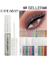 12 vibrant coloured liquid glitter eyeliners handaiyan