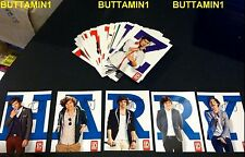 ONE DIRECTION 2013 Panini SPELLBOUND Complete 35 INSERT Card CHASE Set HTF! Rare