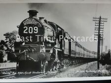 RPPC - 'THE MERCHANT VENTURER' No 209 Steam Locomotive