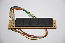 "Tastatur Keyboard ""Store memory / maunal tuning"" für Revox B760 Tuner"