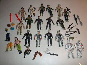 Lanard Mixed Lot of 20 Star Corps Military GI Joe and More