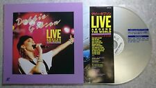DEBBIE GIBSON LIVE AROUND THE WORLD 1991 AMLY-8006 Japanese Laserdisk From Japan