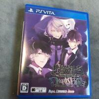 diabolik lovers dark fate PS Vita Sony Playstation Japan F/S