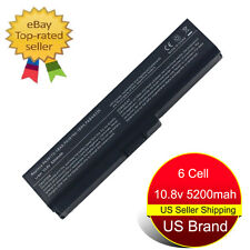 New Battery for Toshiba Satellite PA3817U-1BRS PA3634U-1BAS L645 L735 L745 C650D