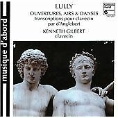 Lully: Overtures, Airs and Dances, , Very Good