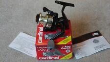 NEU!! UL Angelrolle Abu Garcia CARDINAL Custom Lite 3 vintage Spinning reel TOP