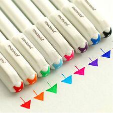 8Stk Korean Aquarell Pen Gel Stifte Bunt Kandelia Briefpapier Gelkugelschreiber