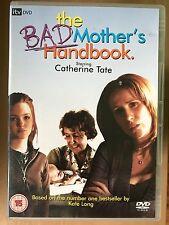 Catherine Tate Robert Pattinson THE BAD MOTHER'S HANDBOOK ~ 2006 Comedy   UK DVD