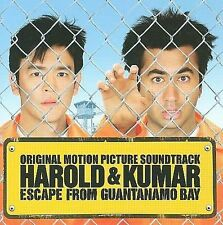 ~COVER ART MISSING~ HAROLD & KUMAR ESCAPE FROM GUANT CD Harold & Kumar Escape Fr