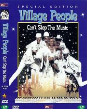 Can't Stop the Music (1980) Village People DVD NEW *FAST SHIPPING*