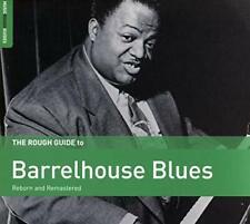 The Rough Guide to Barrelhouse Blues [CD]