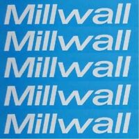 Programme Millwall Football Club The Den Home Programmes 1972 1973 Various Games