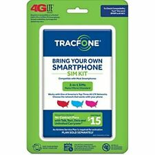 TracFone Triple Cut Cell Phone SIM Cards for sale | eBay