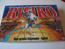 Spiel RISIKO Das große Strategie-Spiel De Luxe PARKER HASBRO von 2000