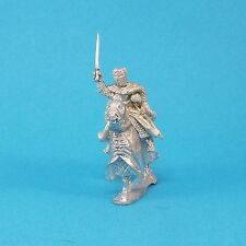 28mm medievale in ritardo C13th King, Edoardo I, storico, Saga, leone rampante, MEC07