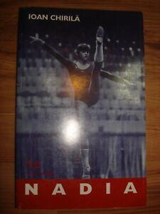Nadia Comaneci Gymnastics RARE 2002 edition NADIA by Ioan Chirila