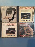 PETER KATIN - QUATTRO CD - NUOVI - VEDI DESCRIZIONE