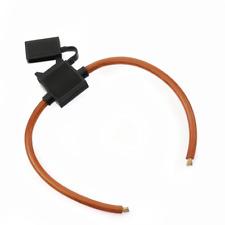 (1) 8 Gauge ATC Fuse Holder In-line Wire 12 volt Power Blade
