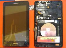 DISPLAY LCD+TOUCH SCREEN+ COVER ORIGINALE per ASUS FONEPAD HD7 ME175CG FRAME