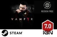 Vampyr [PC] Steam Download Key - FAST DELIVERY