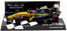Minichamps Renault Sport RS17 #46 Test Hungary 2017 - Robert Kubica 1/43 Scale