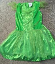 Women's Tinkerbell Costume Dress Size Small