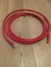 50mm- Car Battery - Amplifier CABLE 50.0mm2 / 204 AMP TRI RATED RED CABLE 4m