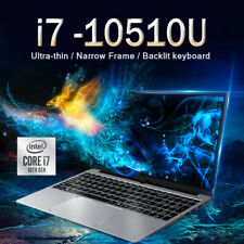 Intel Core i7-10510U Laptop Computer PC Desktop Max Support 16G 1TB SSD