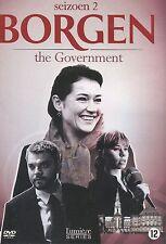 Borgen / The Government : Seizoen 2 (4 DVD)