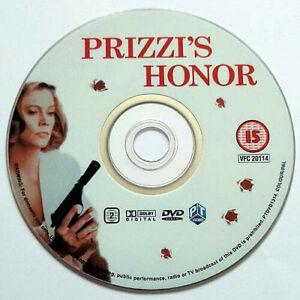 Prizzi's Honor (DVD) Disc Only - Kathleen Turner - Jack Nicholson - (1985)